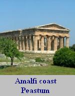 Look Tour Amalfi coast and Paestum