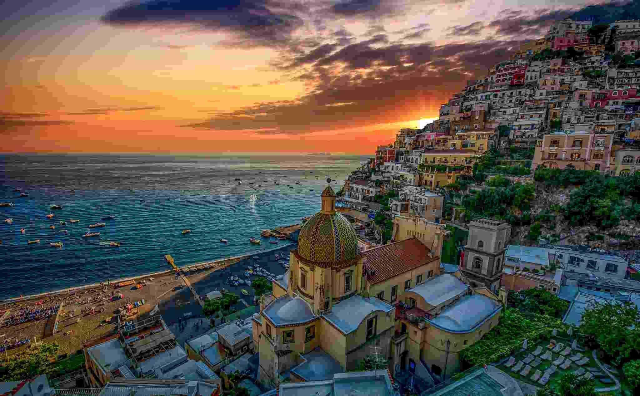 Best Car Service Amalfi Coast